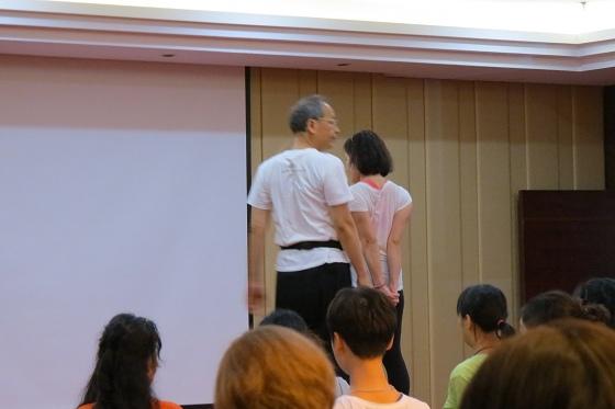 201607邱顯峰黃山脈輪與勝王瑜伽中級教師認證班精采回憶2-21