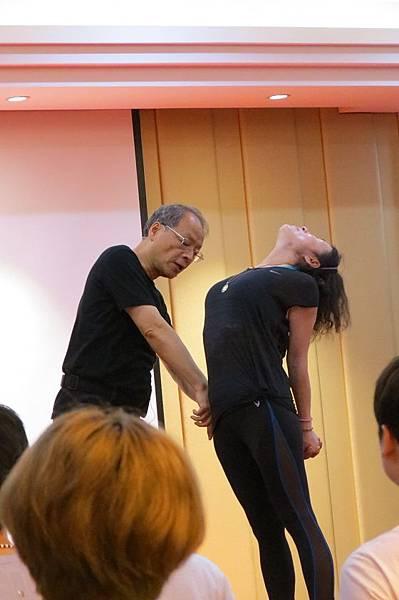 201607邱顯峰黃山脈輪與勝王瑜伽中級教師認證班精采回憶2-22
