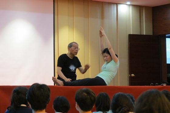 201607邱顯峰黃山脈輪與勝王瑜伽中級教師認證班精采回憶2-38