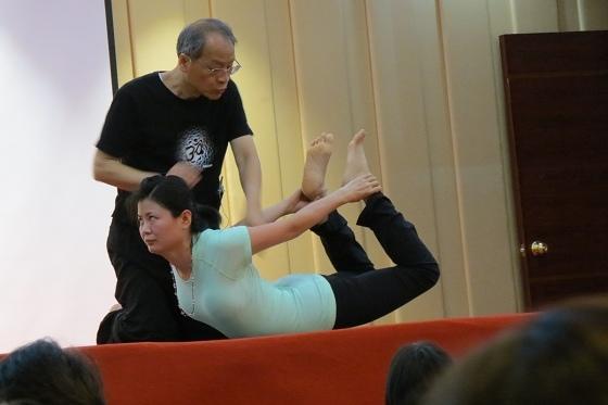 201607邱顯峰黃山脈輪與勝王瑜伽中級教師認證班精采回憶2-39