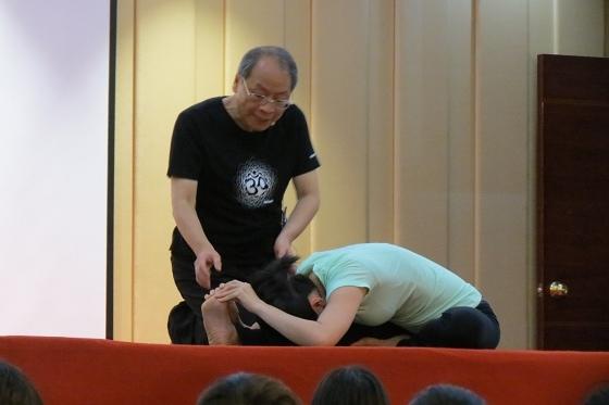 201607邱顯峰黃山脈輪與勝王瑜伽中級教師認證班精采回憶2-37