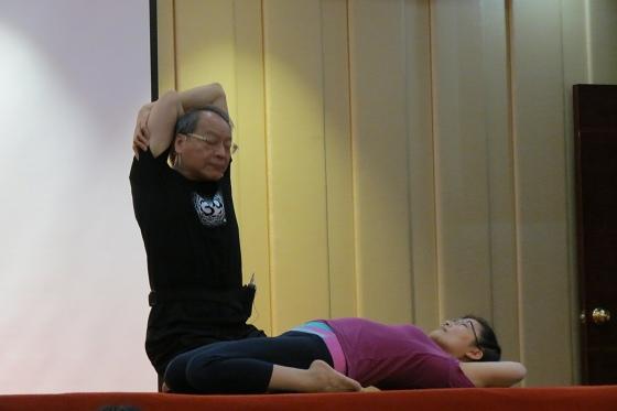 201607邱顯峰黃山脈輪與勝王瑜伽中級教師認證班精采回憶2-48