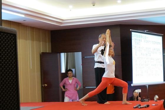 201607邱顯峰黃山脈輪與勝王瑜伽中級教師認證班精采回憶2-44