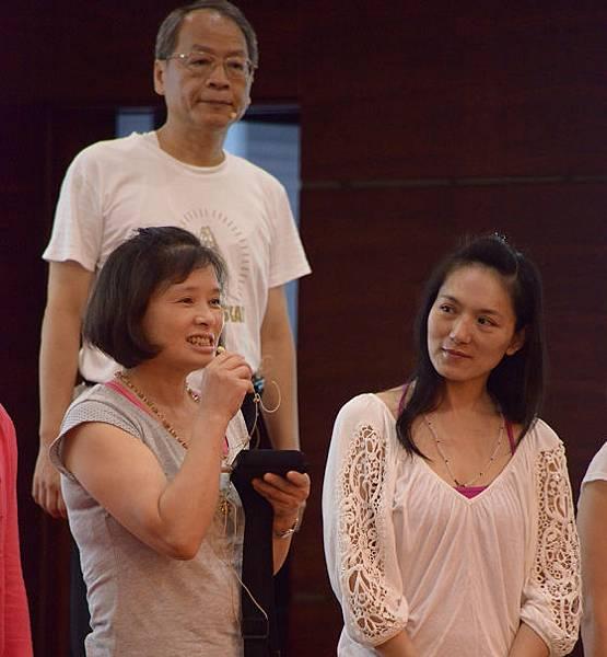 201607邱显峰黄山脉轮与胜王瑜伽中级教师认证班精采回忆3-17