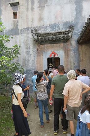 201607邱显峰黄山脉轮与胜王瑜伽中级教师认证班精采回忆4-42