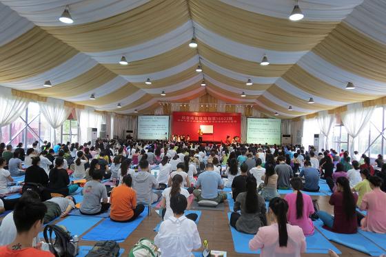 201609邱顯峰上海脈輪與勝王瑜伽初級教師認證班精采回憶一-2