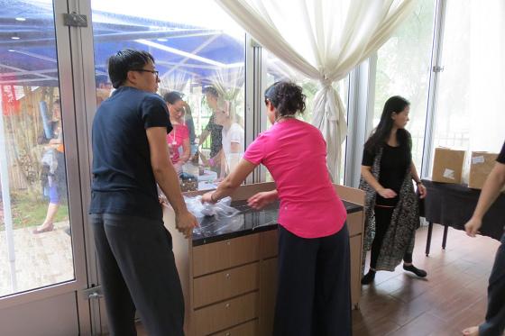 201609邱顯峰上海脈輪與勝王瑜伽初級教師認證班精采回憶一-16