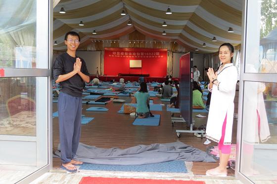 201609邱顯峰上海脈輪與勝王瑜伽初級教師認證班精采回憶一-19