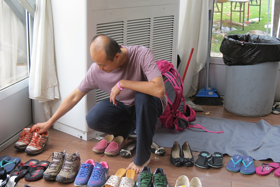 201609邱顯峰上海脈輪與勝王瑜伽初級教師認證班精采回憶一-28