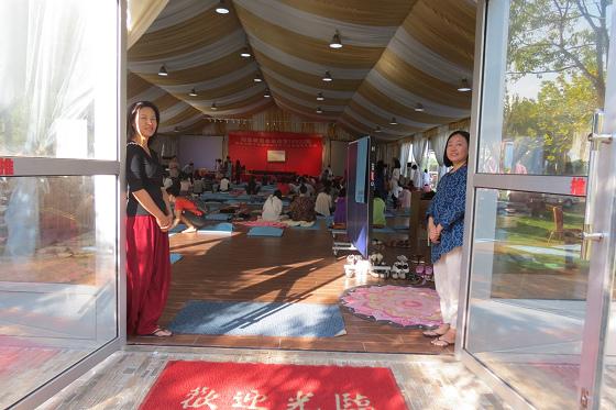 201609邱顯峰上海脈輪與勝王瑜伽初級教師認證班精采回憶一-22
