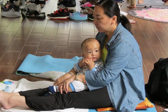 201609邱顯峰上海脈輪與勝王瑜伽初級教師認證班精采回憶一-33