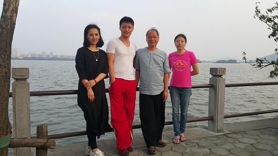 201609邱顯峰上海脈輪與勝王瑜伽初級教師認證班精采回憶一-40