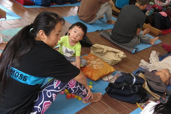 201609邱顯峰上海脈輪與勝王瑜伽初級教師認證班精采回憶一-32
