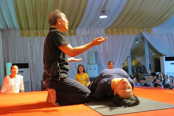201609邱显峰上海脉轮与胜王瑜伽初级教师认证班2-5