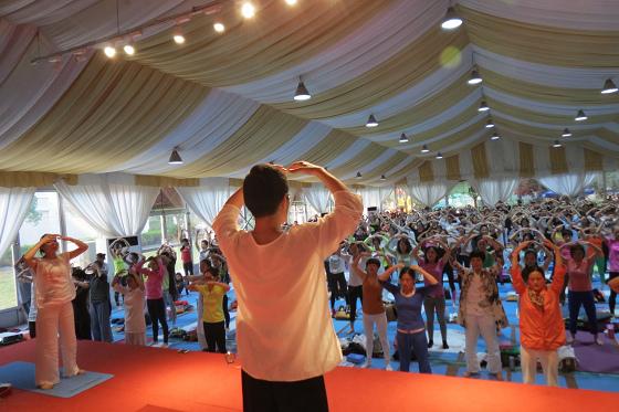 201609邱显峰上海脉轮与胜王瑜伽初级教师认证班2-2