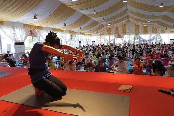201609邱显峰上海脉轮与胜王瑜伽初级教师认证班2-35