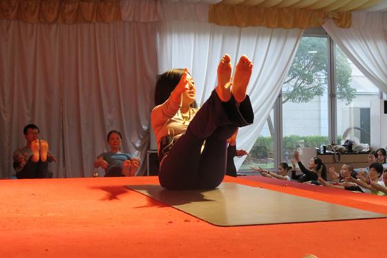 201609邱显峰上海脉轮与胜王瑜伽初级教师认证班2-43