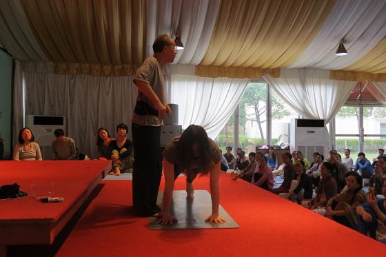 201609邱显峰上海脉轮与胜王瑜伽初级教师认证班2-45