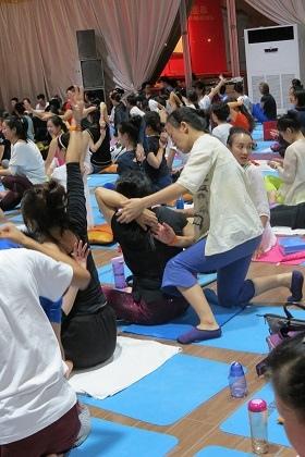201609邱显峰上海脉轮与胜王瑜伽初级教师认证班C-3b