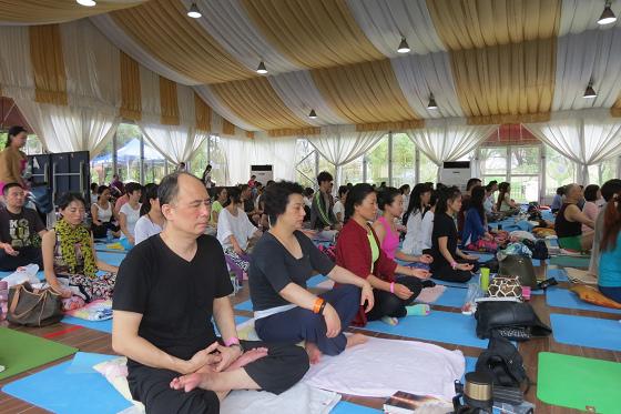 201609邱显峰上海脉轮与胜王瑜伽初级教师认证班C-9