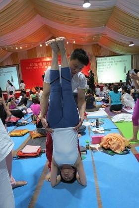 201609邱显峰上海脉轮与胜王瑜伽初级教师认证班C-5b