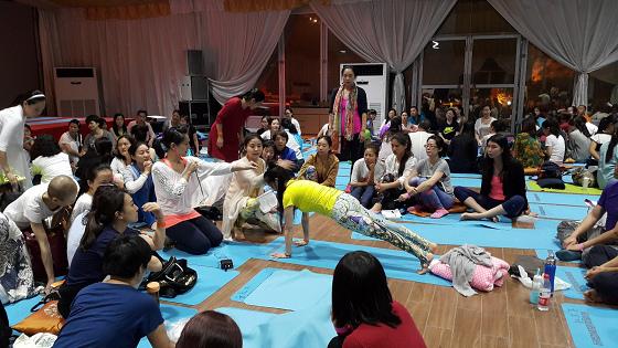 201609邱显峰上海脉轮与胜王瑜伽初级教师认证班C-19