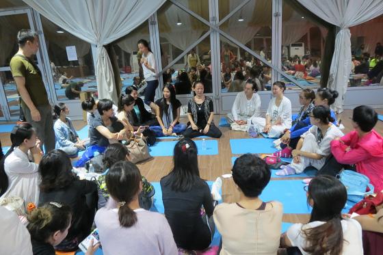 201609邱显峰上海脉轮与胜王瑜伽初级教师认证班C-17