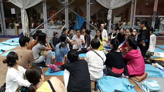 201609邱显峰上海脉轮与胜王瑜伽初级教师认证班C-16