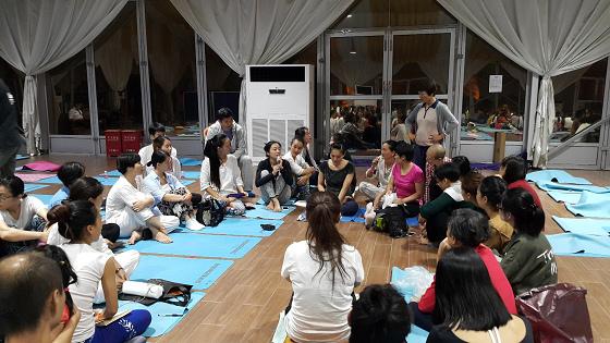 201609邱显峰上海脉轮与胜王瑜伽初级教师认证班C-20