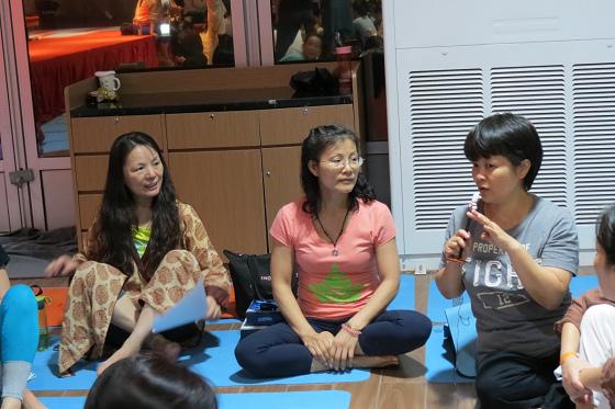 201609邱显峰上海脉轮与胜王瑜伽初级教师认证班C-25