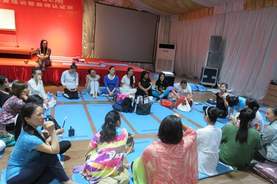 201609邱显峰上海脉轮与胜王瑜伽初级教师认证班C-24