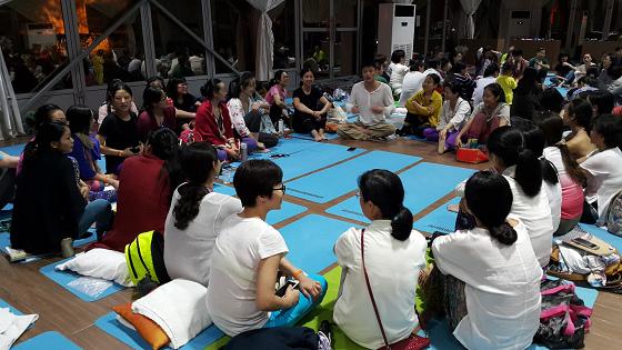 201609邱显峰上海脉轮与胜王瑜伽初级教师认证班C-27
