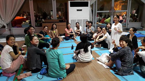 201609邱显峰上海脉轮与胜王瑜伽初级教师认证班C-23
