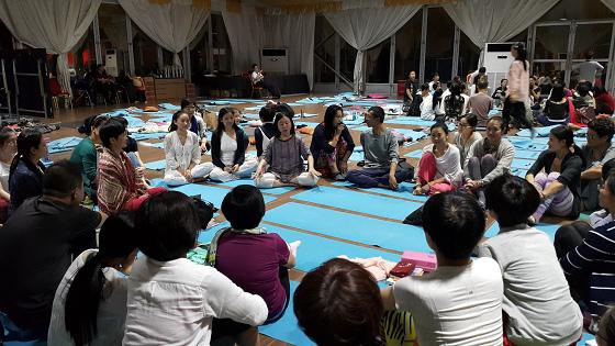 201609邱显峰上海脉轮与胜王瑜伽初级教师认证班C-32