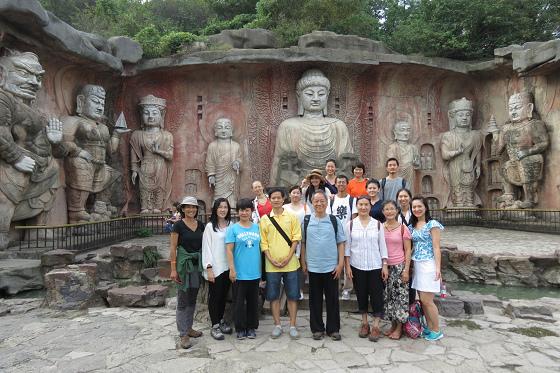 201609邱显峰上海脉轮与胜王瑜伽初级教师认证班肆-10