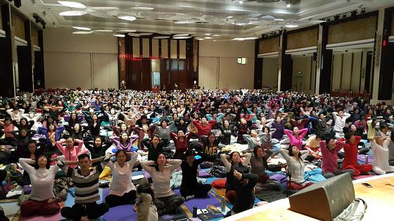 201612邱顯峰南京瑜伽呼吸與身印初級教師認證班精采回憶I-6