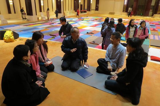 201612邱顯峰南京瑜伽呼吸與身印初級教師認證班精采回憶I-31