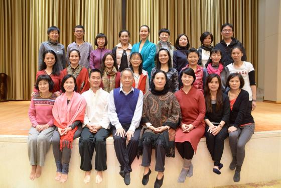 201612邱顯峰南京瑜伽呼吸與身印初級教師認證班精采回憶I-25