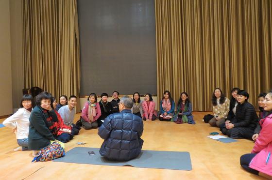 201612邱顯峰南京瑜伽呼吸與身印初級教師認證班精采回憶I-30