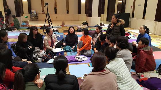 201612邱顯峰南京瑜伽呼吸與身印初級教師認證班精采回憶3)(-5