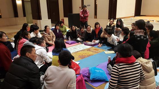 201612邱顯峰南京瑜伽呼吸與身印初級教師認證班精采回憶3)(-4