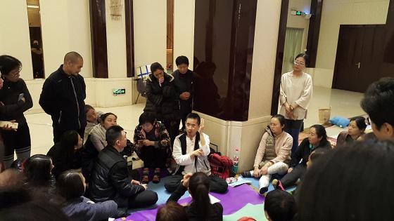 201612邱顯峰南京瑜伽呼吸與身印初級教師認證班精采回憶3)(-8