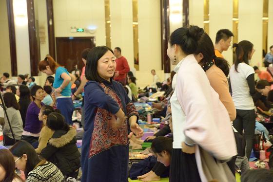 201612邱顯峰南京瑜伽呼吸與身印初級教師認證班精采回憶3)(-2