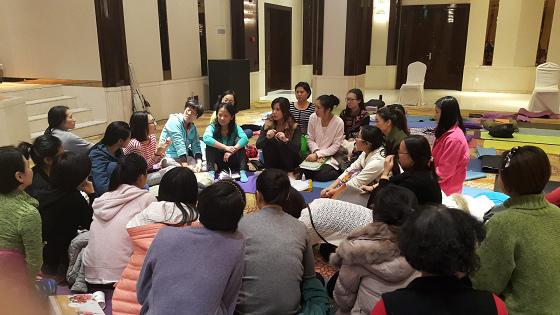 201612邱顯峰南京瑜伽呼吸與身印初級教師認證班精采回憶3)(-18
