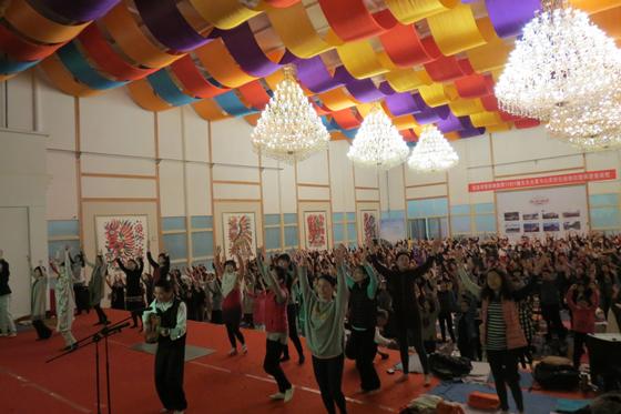 201703合肥五大元素與心靈轉化瑜伽初級教師培訓班精采回憶一-_4