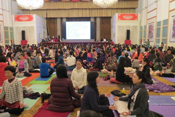 201703合肥五大元素與心靈轉化瑜伽初級教師培訓班精采回憶一-_12