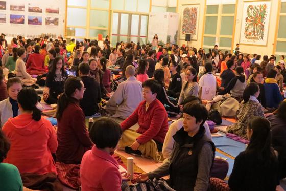 201703合肥五大元素與心靈轉化瑜伽初級教師培訓班精采回憶一-_13