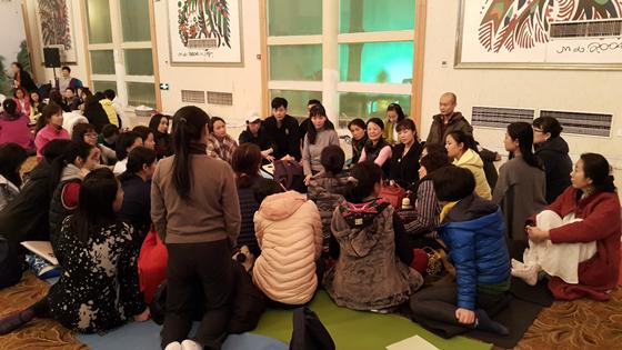 合肥五大元素與心靈轉化瑜伽初級精采回憶參-19