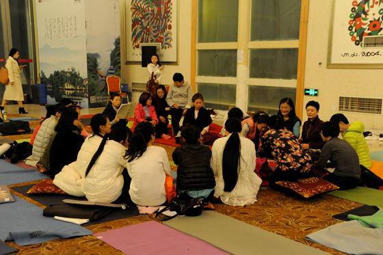 合肥五大元素與心靈轉化瑜伽初級精采回憶參-21
