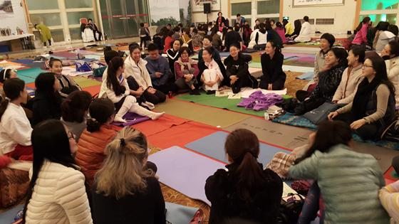 合肥五大元素與心靈轉化瑜伽初級精采回憶參-25